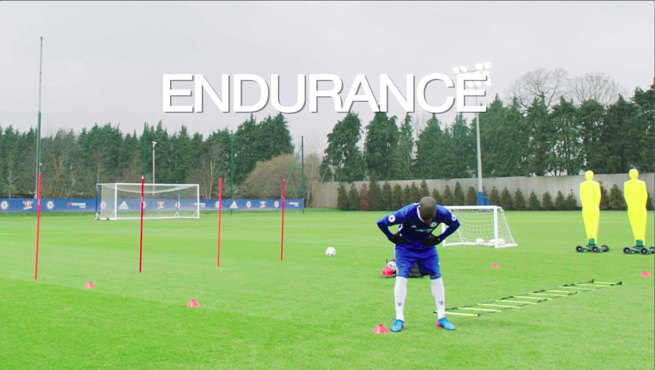 Series 2, Episode 3 - Kante, Endurance