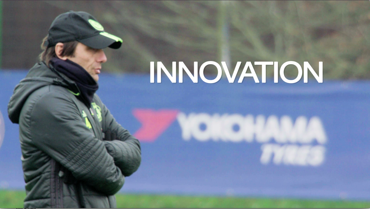 Series 2, Episode 4 - Conte, Innovation
