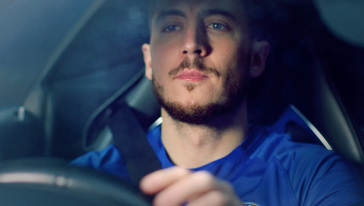 DRIVE FOR MORE: Episode 1 - Eden Hazard