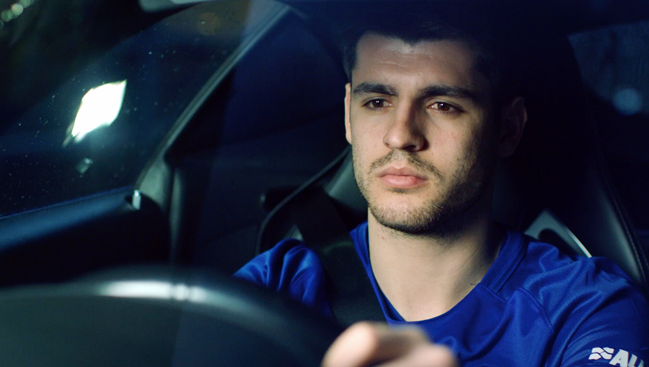 DRIVE FOR MORE: Episode 2 - Alvaro Morata