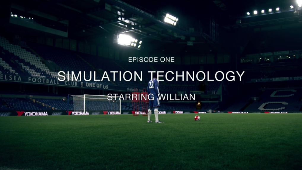 Series 1, Episode 1 - Willian, Simulation Technology