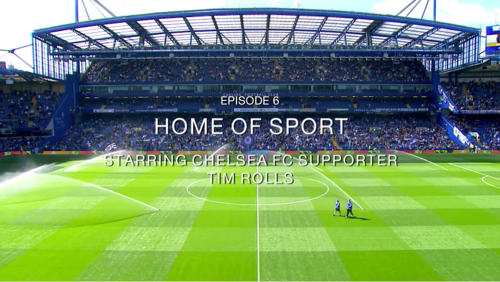 Series 1, Episode 6 - Tim Rolls, Home of Sport