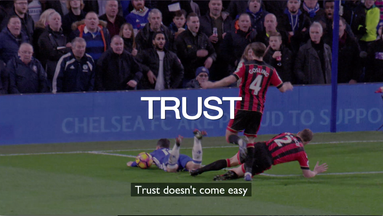 Series 2, Episode 5 - Hazard, Trust