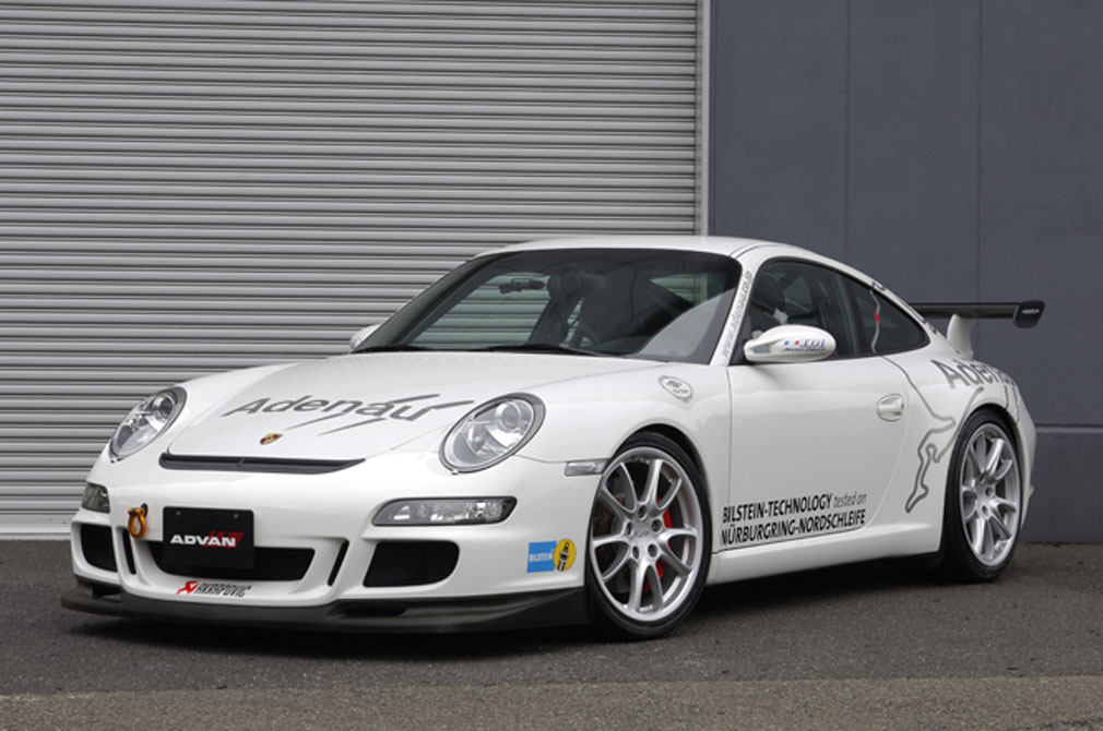 PORSCHE 997 GT3 2007y / Adenau [SHOP DEMO-CAR]