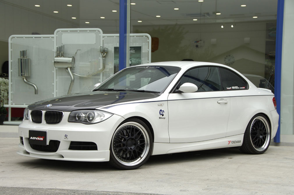 BMW 135i [E82] 2008y / 3DDesign [DEMO-CAR]