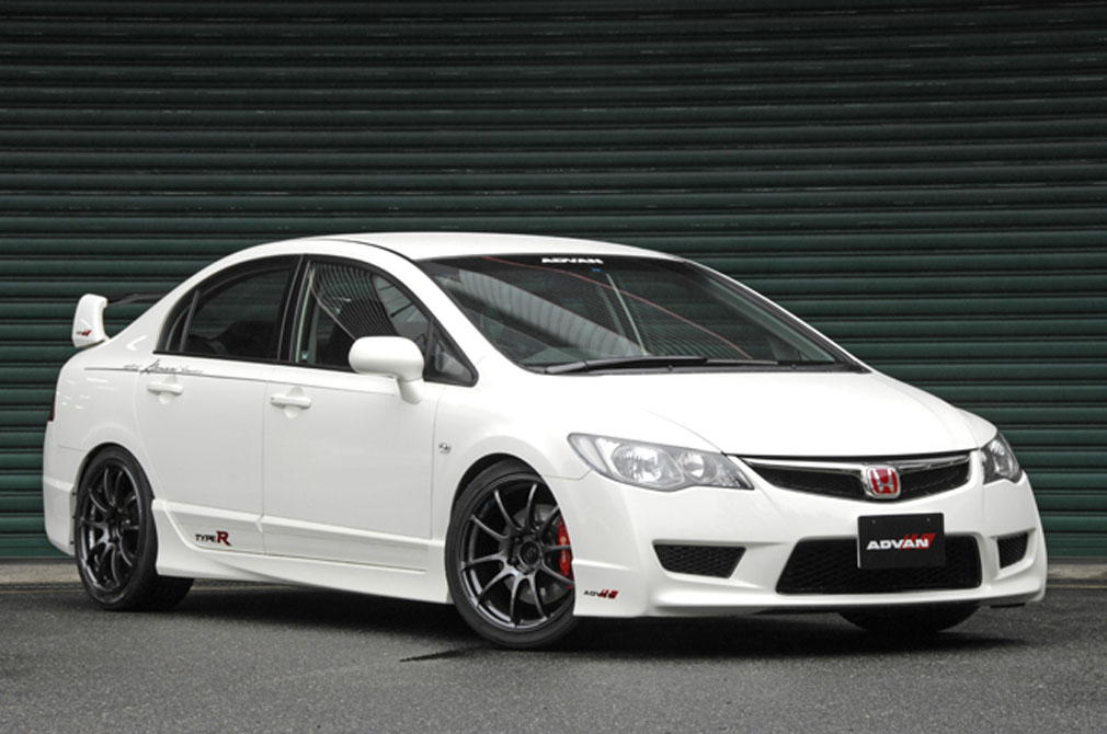 HONDA CIVIC Type R 2007y / Kansaiサービス [SHOP DEMO-CAR]