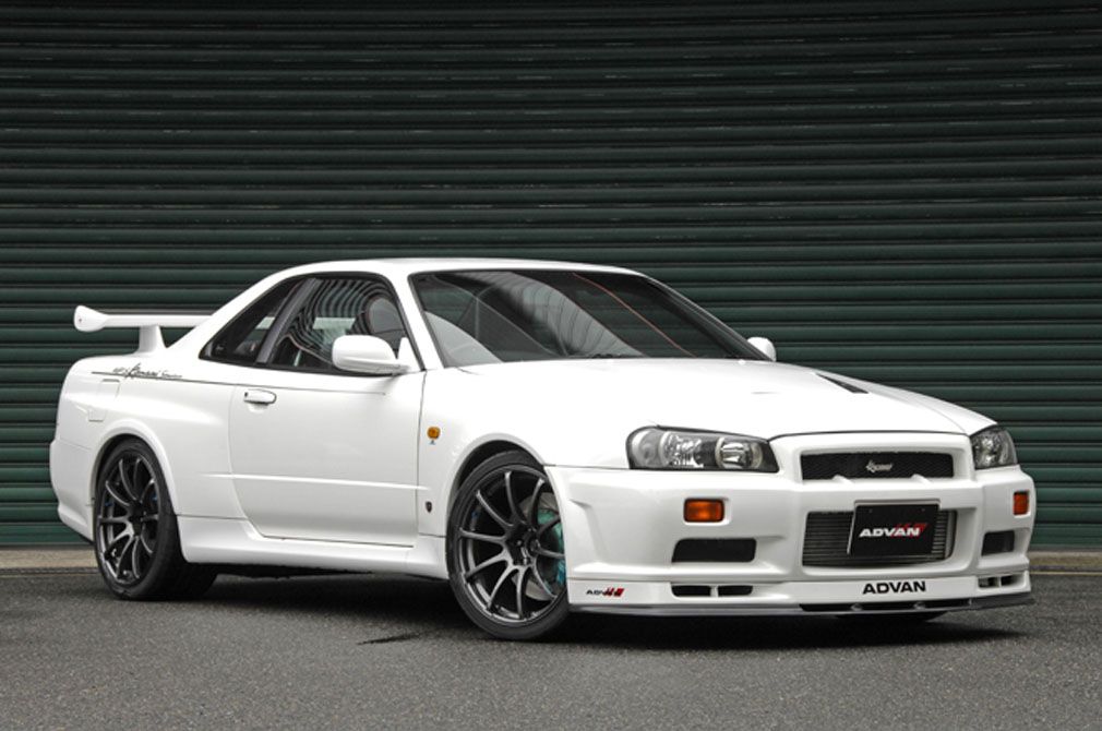 NISSAN SKYLINE GT-R N-1 [BNR34] 1999y / Kansaiサービス [SHOP DEMO-CAR]