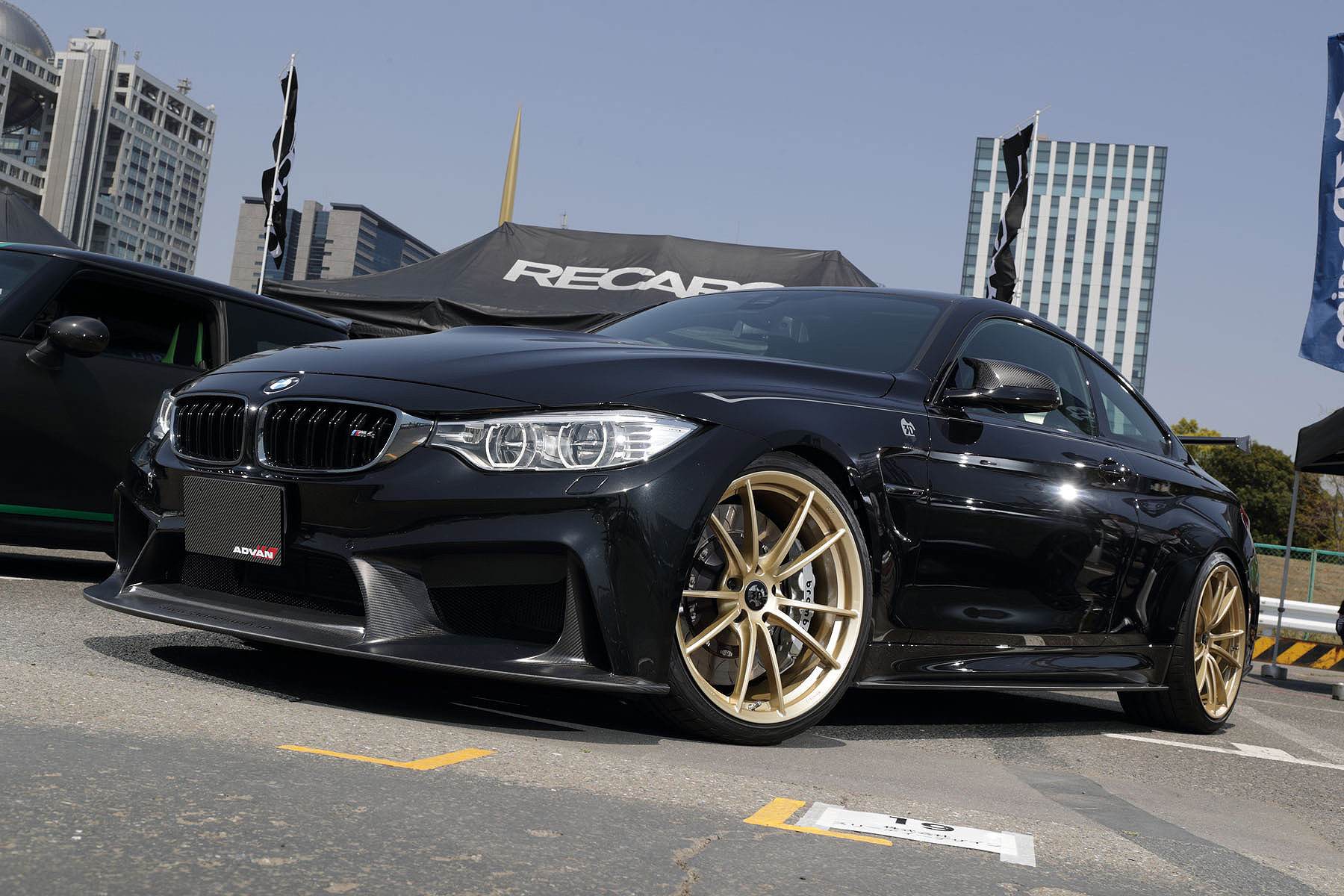 BMW M4 [F82] 2014y /3DDesign [DEMO-CAR]