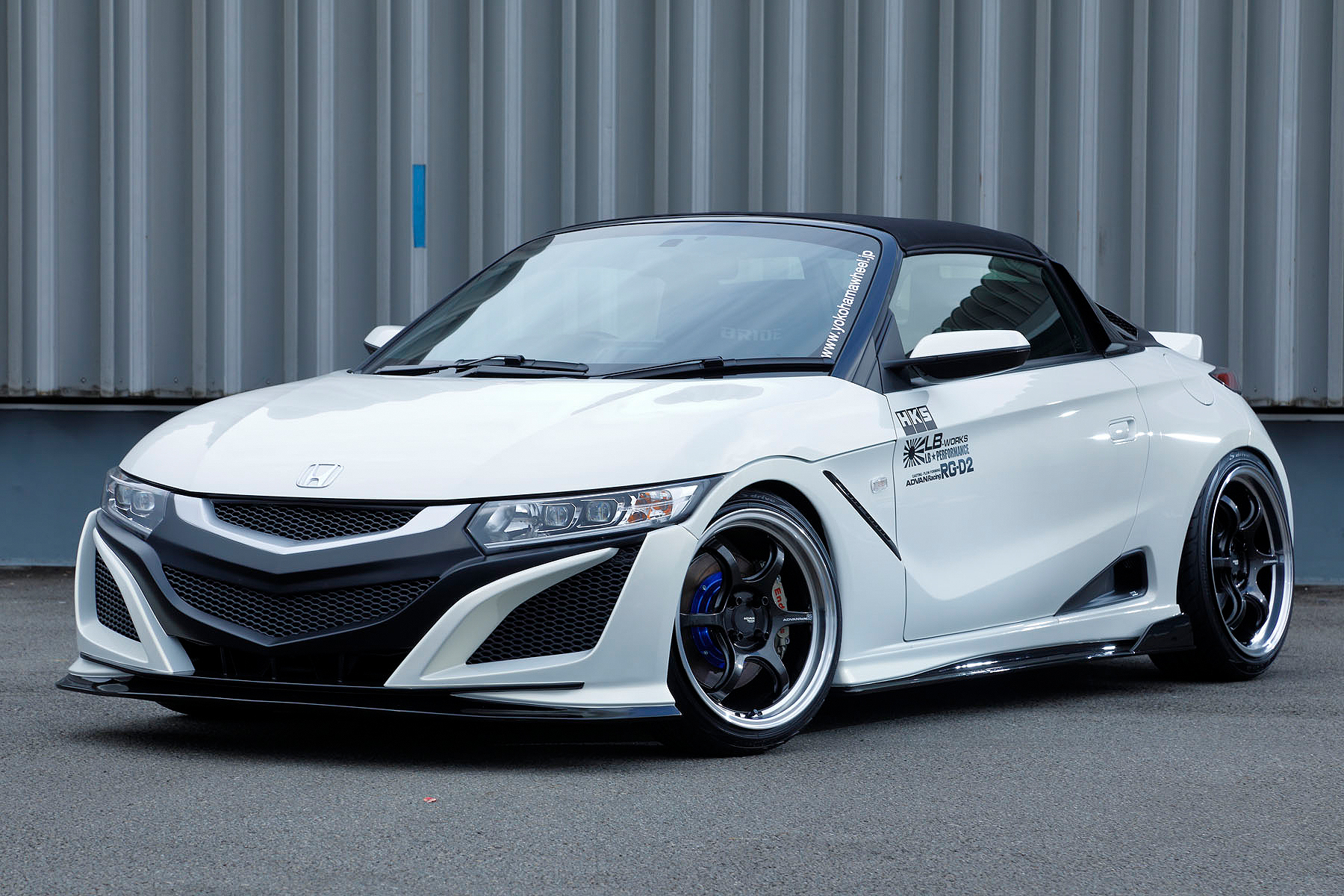 HONDA S660  [JW5] 2017y / HKS [DEMO-CAR]