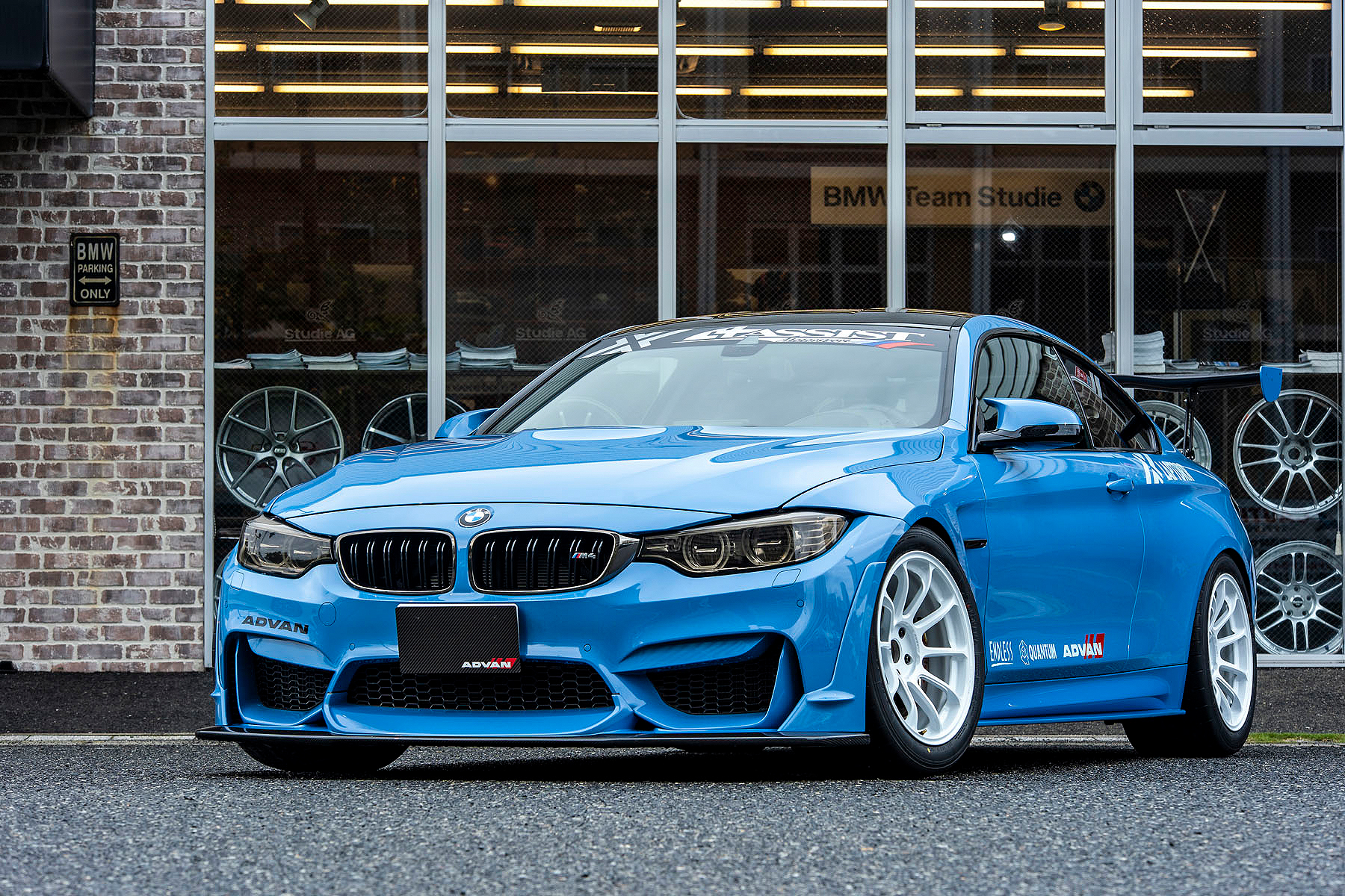BMW M4 [F82] 2014y / ASSIST [SHOP DEMO-CAR]