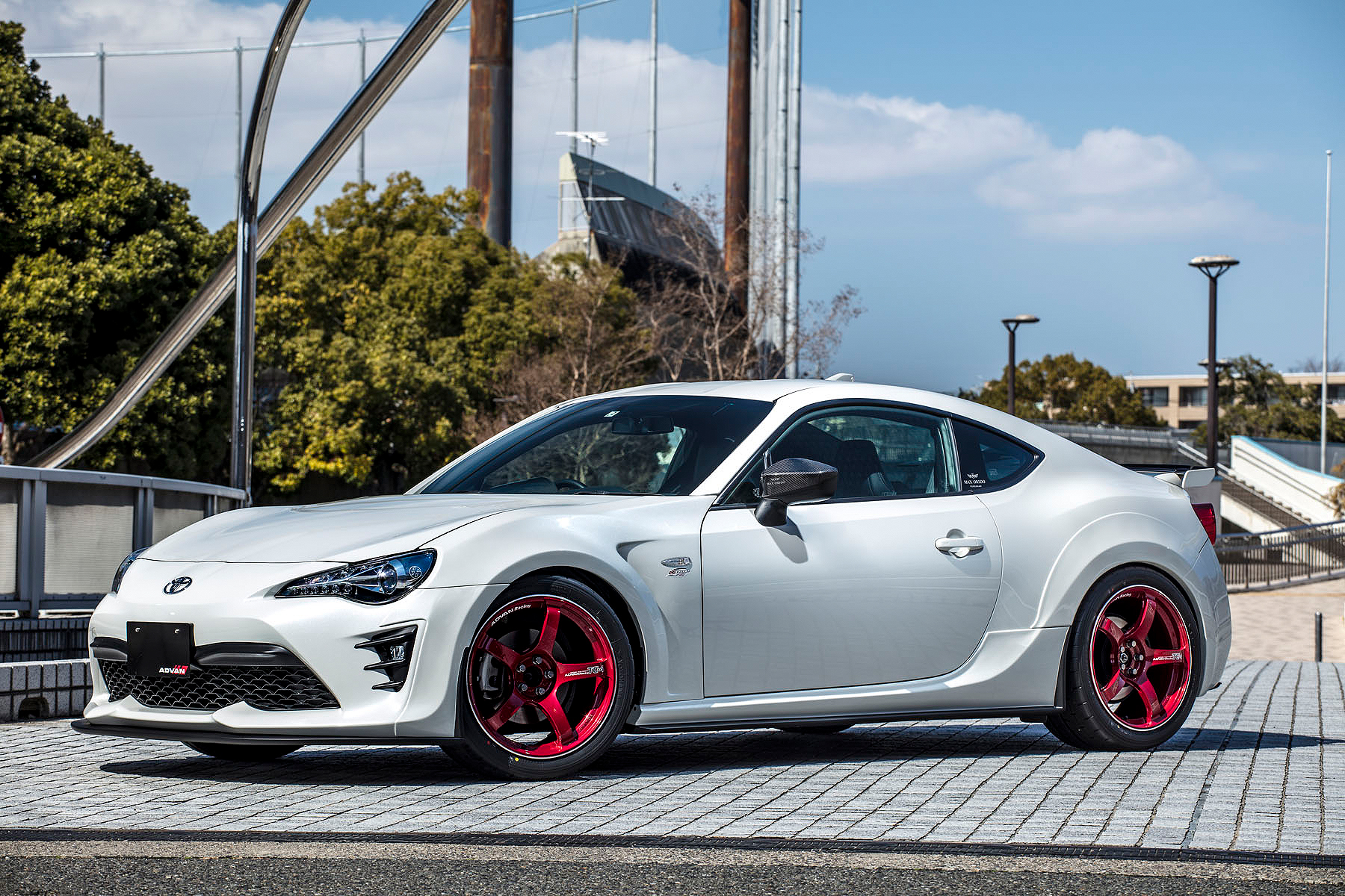 TOYOTA 86 [ZN6] 2017y /K-one [SHOP DEMO-CAR]