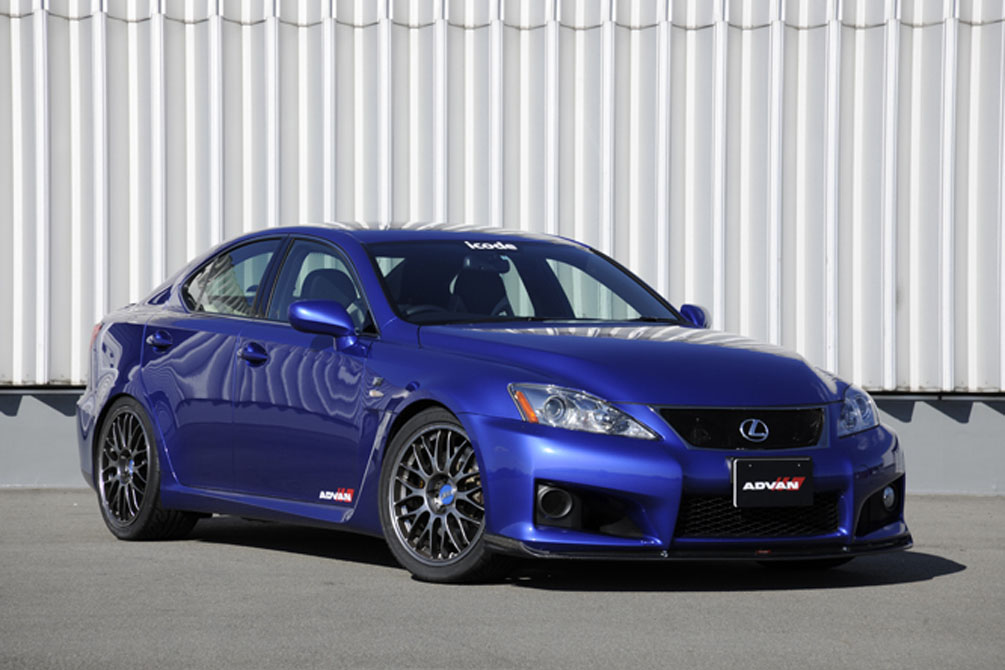LEXUS IS-F [USE20] 2008y / icode [SHOP DEMO-CAR]