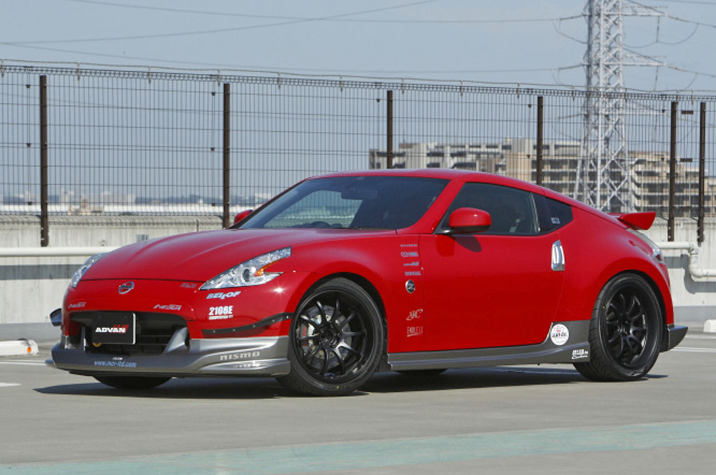 NISSAN FAIRLADY Z Version ST [Z34] 2009y / MCR [SHOP DEMO-CAR]