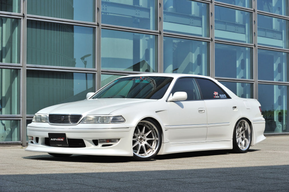 TOYOTA MARKⅡ TOURER V [JZX100] 1999y / T&E [SHOP DEMO-CAR]