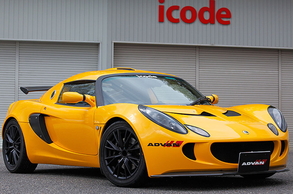 LOTUS EXIGE [GH-1117] 2006y / icode [SHOP DEMO-CAR]