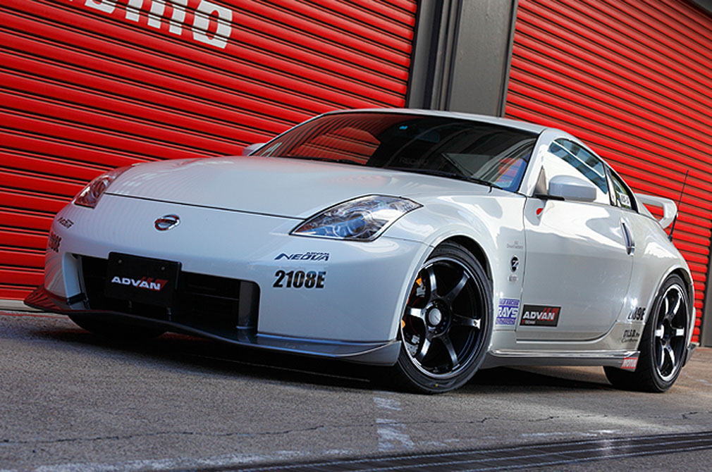 NISSAN FAIRLADY Z Version NISMO 380RS [Z33] 2007y / NISMO大森ファクトリー[DEMO-CAR]
