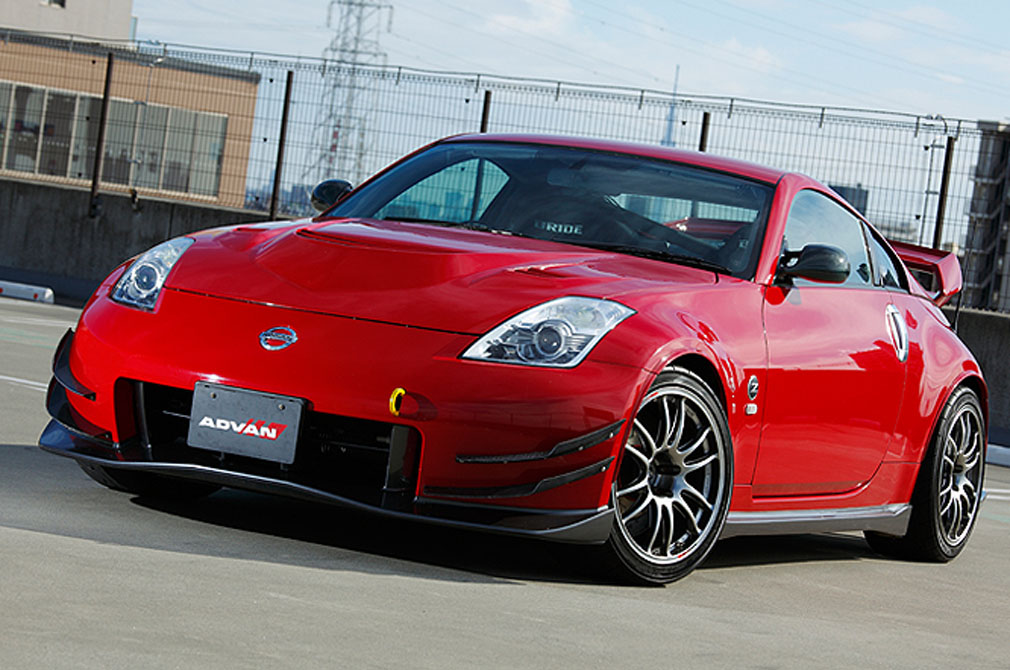 NISSAN FAIRLADY Z Version NISMO [Z33] 2007y / MCR [SHOP DEMO-CAR]