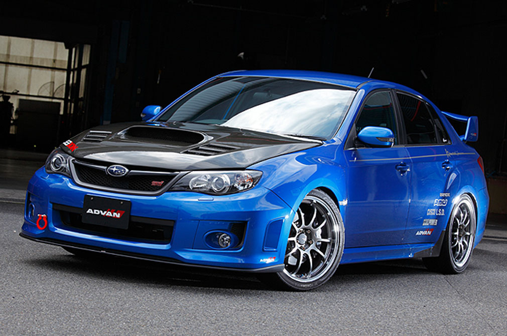 SUBARU IMPREZA WRX STI [GVB] 2010y / Kansaiサービス [SHOP DEMO-CAR]