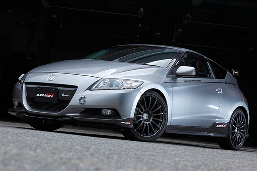 HONDA CR-Z α [ZF1] 2010y / Kansaiサービス [SHOP DEMO-CAR]
