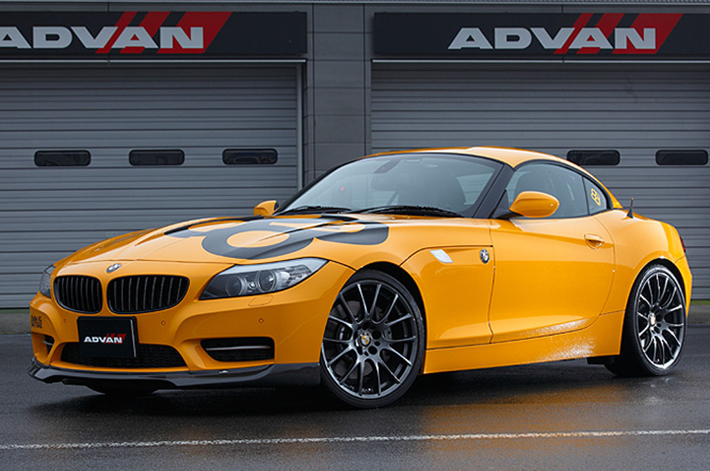 BMW Z4 35is [E89] 2010y / studie東京