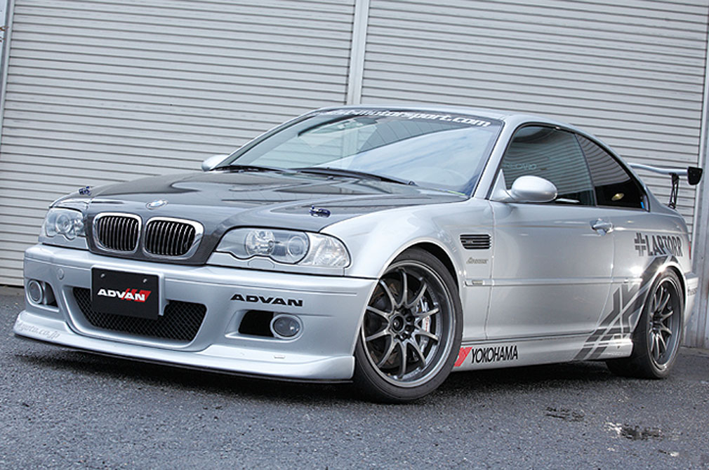 BMW E46-M3 [BL32] 2002y / ASSIST [SHOP DEMO-CAR]