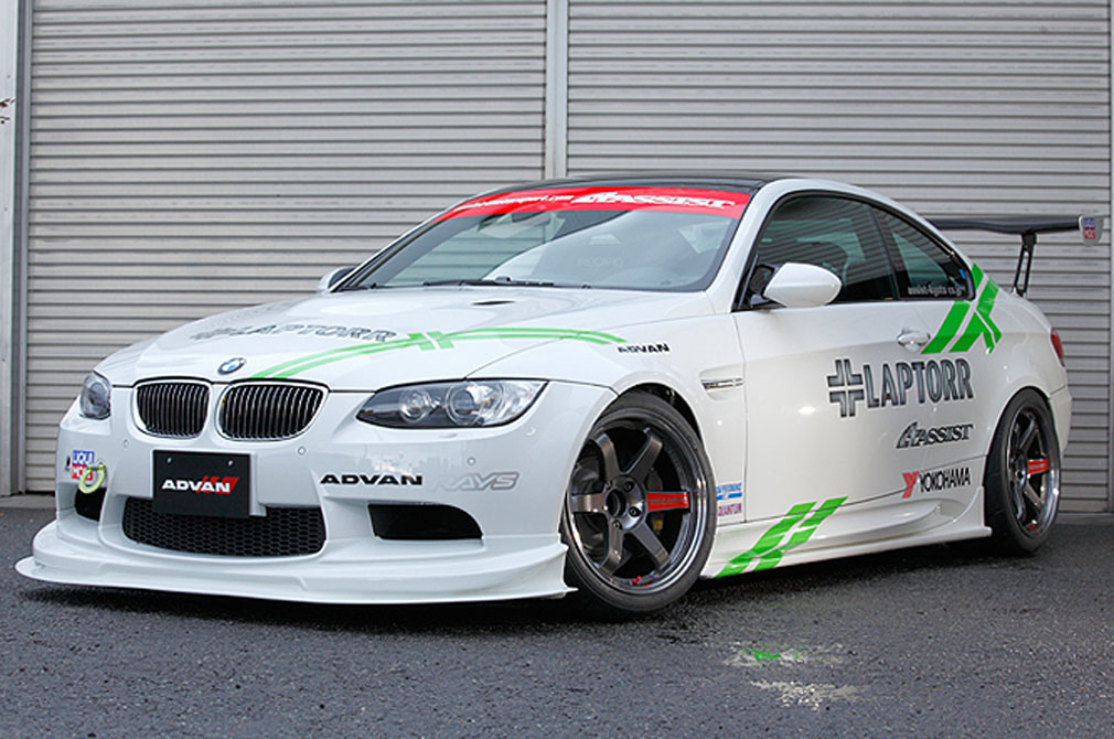BMW E92-M3 [UF30] 2007y / ASSIST [SHOP DEMO-CAR]