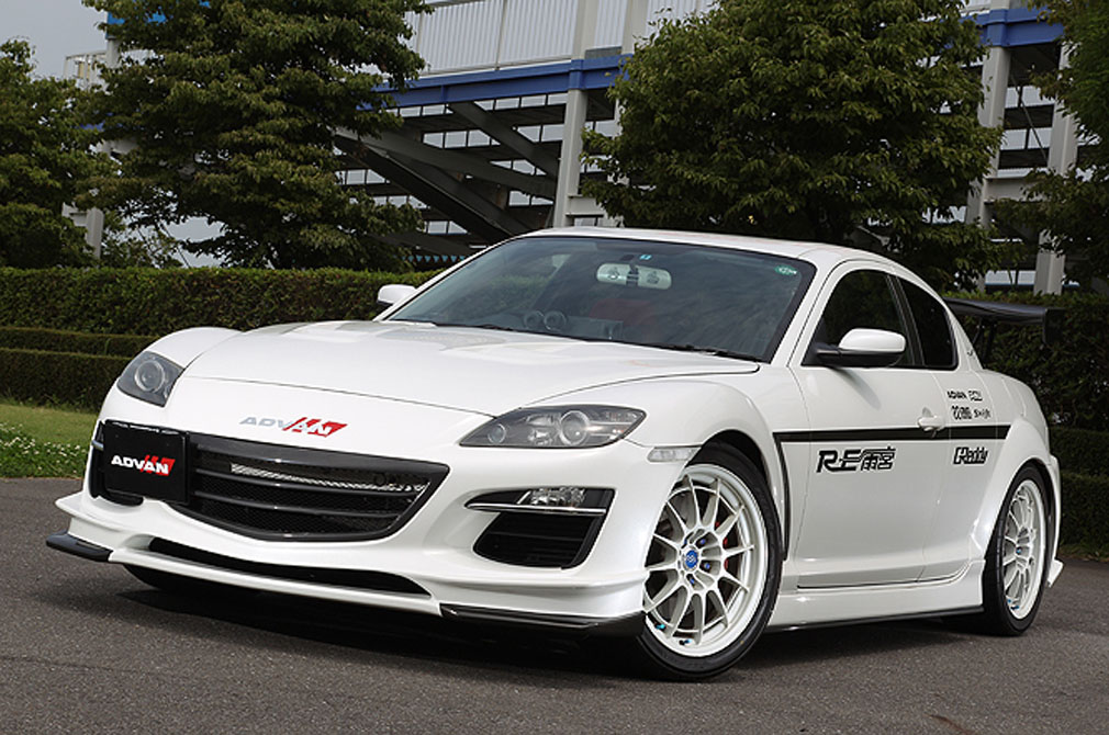MAZDA RX-8 TYPE-S [SE3P] / RE雨宮