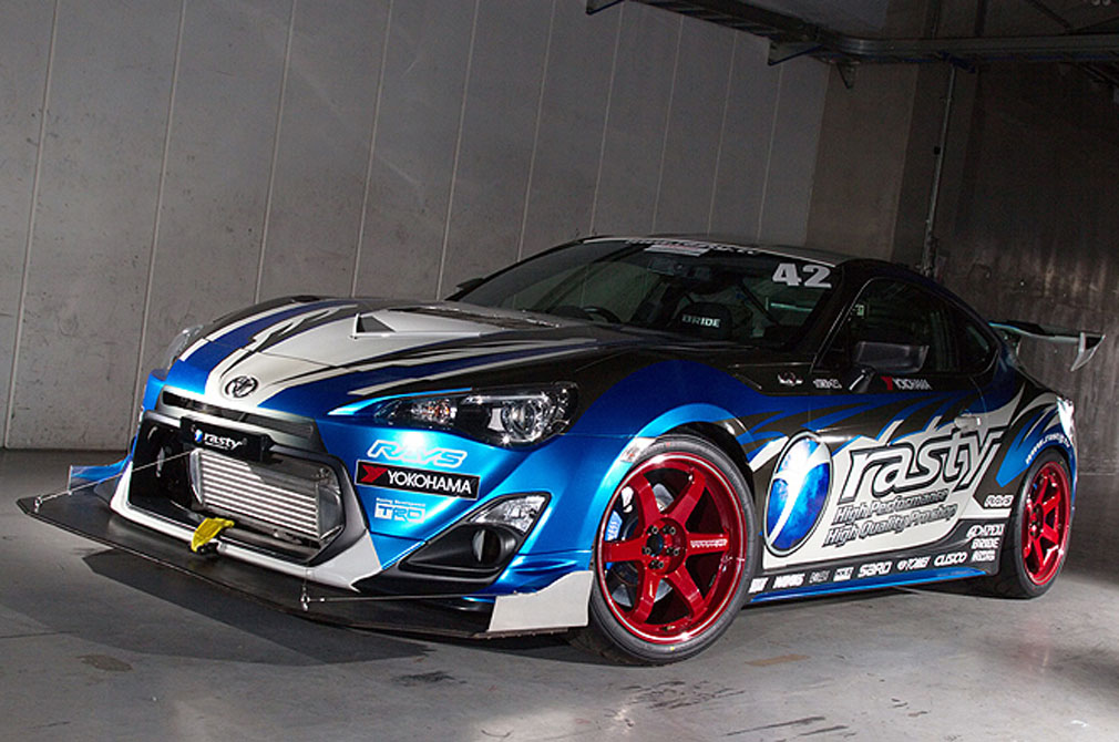 TOYOTA 86 [ZN6] 2012y / Rasty [SHOP DEMO-CAR]