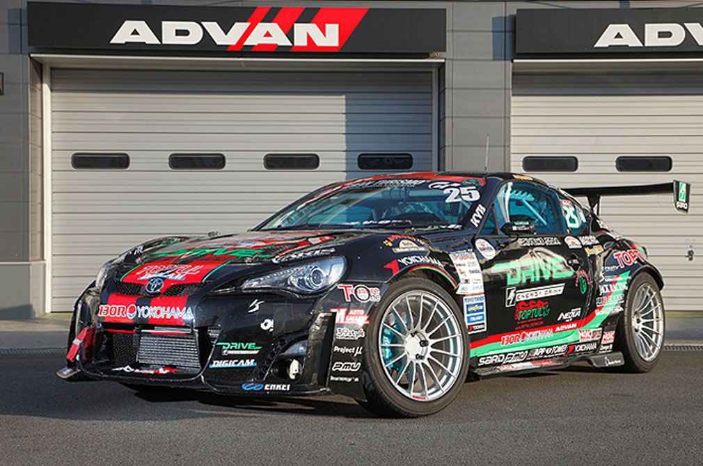 織戸 学 TOYOTA 86 [ZN6]  DRIVE M7 ADVAN MAX ORIDO RACING  [2014 D1 GRAND PRIX MACHINE]