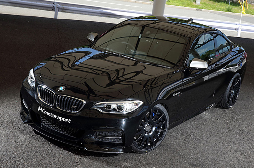 BMW M235 [F22] 2014y / MK motorsport JAPAN [SHOP DEMO-CAR]