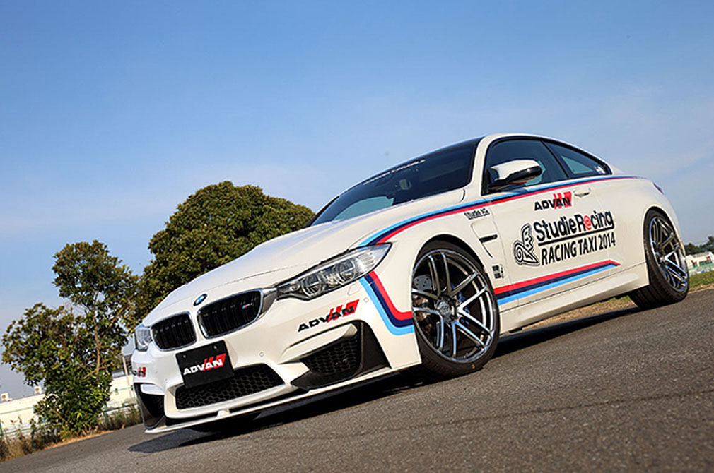 BMW M4 [F82] 2014y / studie神戸 [SHOP DEMO-CAR]