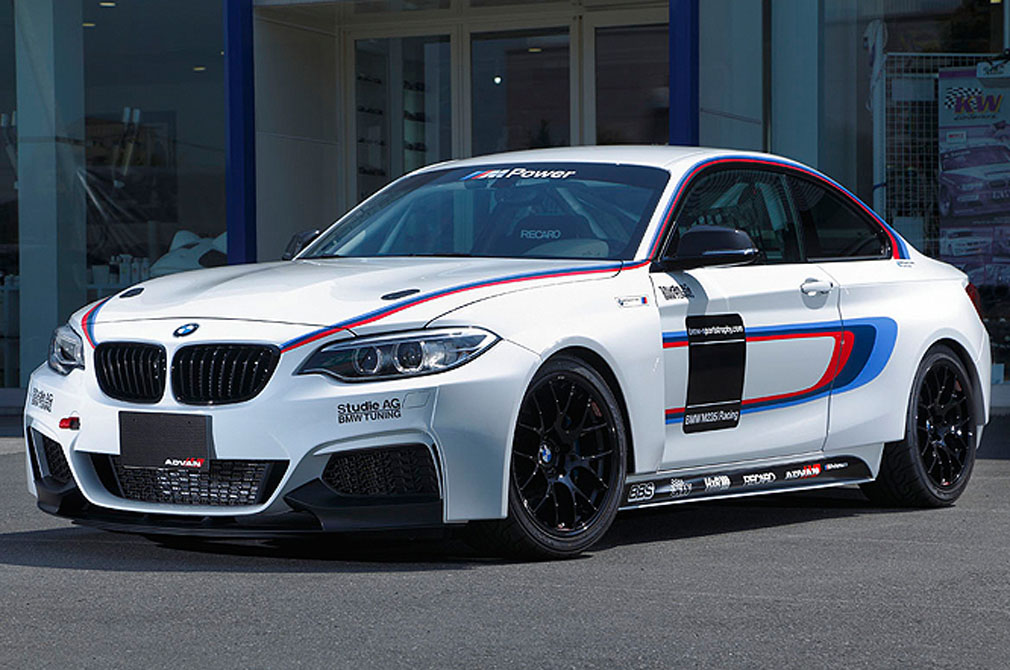 BMW M235i Racing [F22] 2015y / studie東京 [SHOP DEMO-CAR]