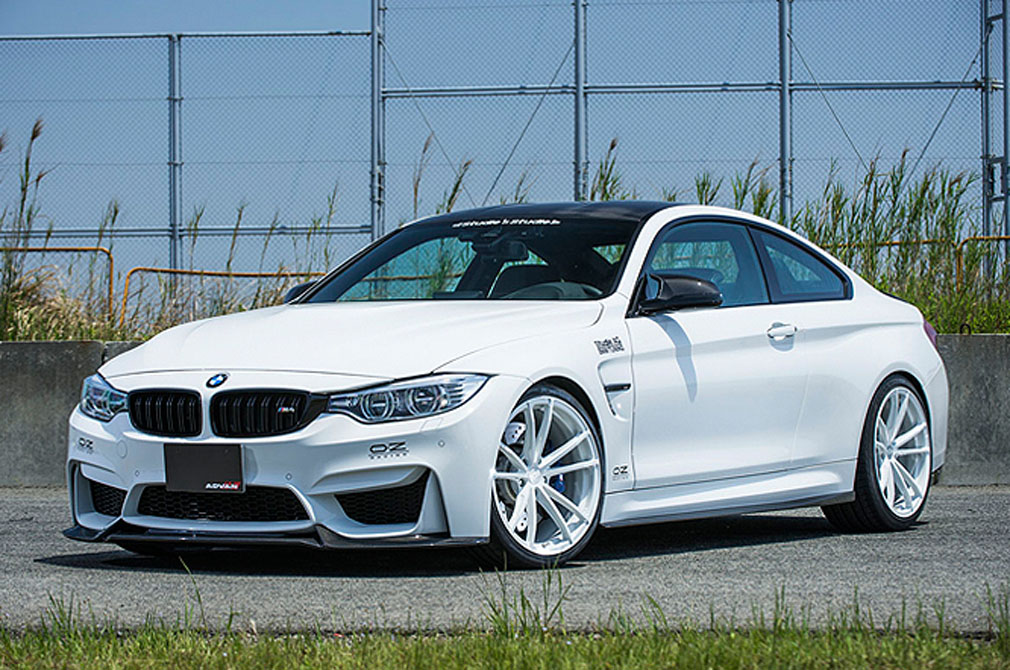 BMW M4 [F82] 2014y / studie仙台 [SHOP DEMO-CAR]