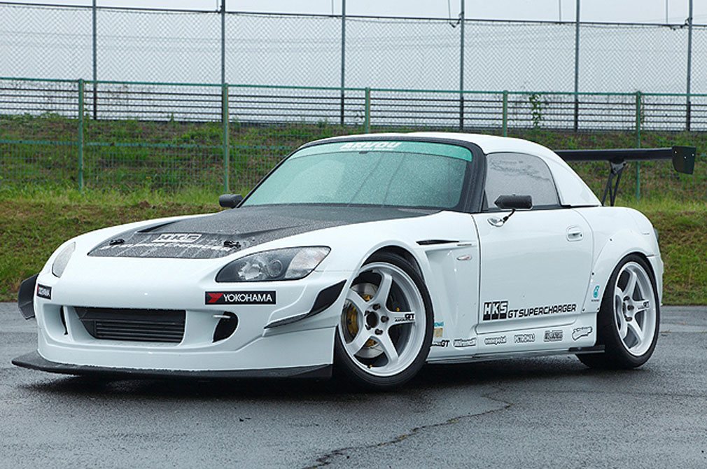 HONDA S2000 [AP1] 1999y / ARVOU [SHOP DEMO-CAR]