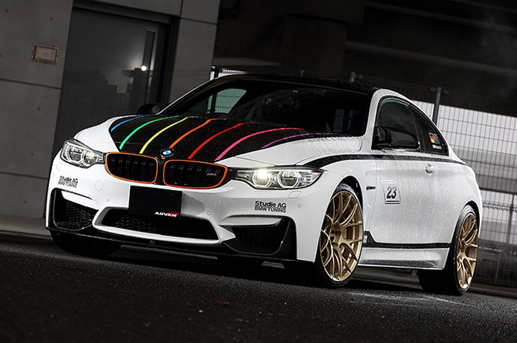 BMW M4 DTM CHAMPION EDITION [F82] 2015y / studie横浜